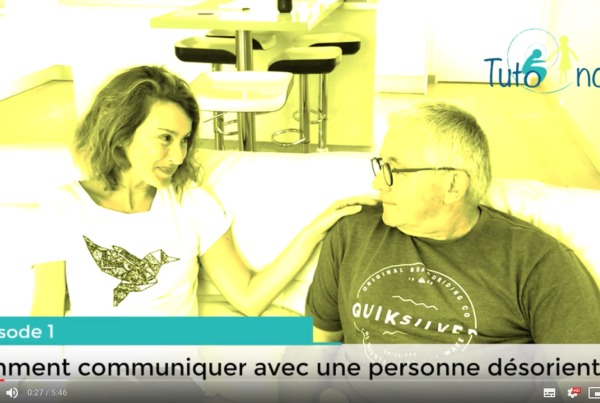 Comment communiquer avec une personne désorientée?