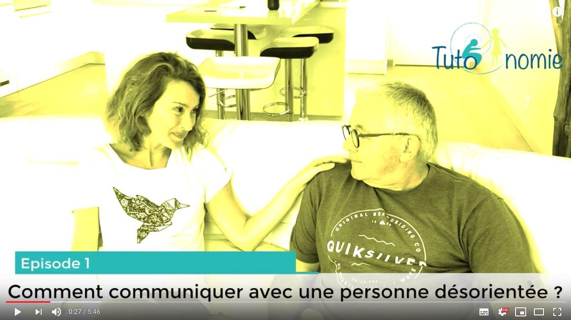 Tuto'nomie, des vidéos pour mieux vivre sa vie d'aidant