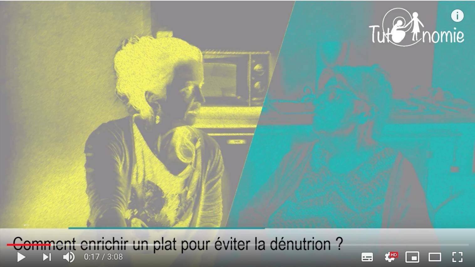 FR Rechercher 2 Image d'avatar 0:17 / 3:08 Comment enrichir un plat pour prévenir la dénutrition ?